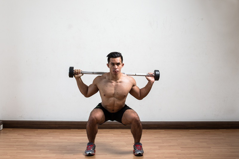 Barbell Squat Finish resize