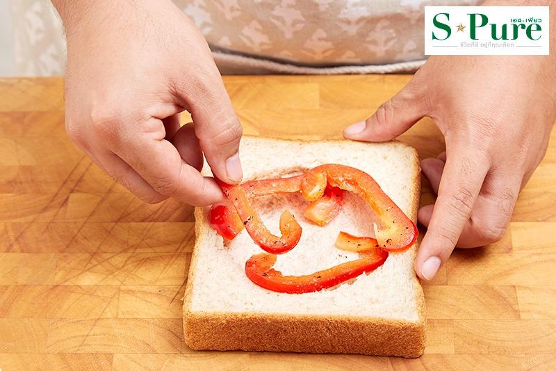 แซนวิชไข่พริกหวาน_8