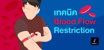 เทคนิค Blood Flow Restriction