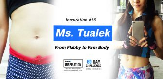 Inspiration #16 Ms.Tua lek From Flabby to Firm Body